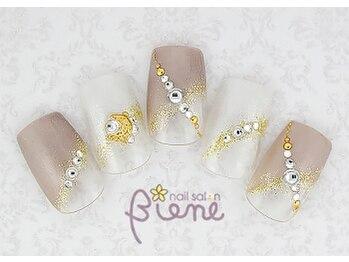 ネイルサロン ビーネ(nail salon Biene)/17年6月のおすすめコース-2