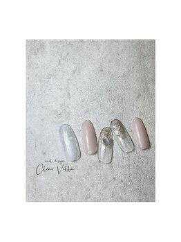 クリアヴィラ(clear villa)/7月キャンペーンデザイン¥8400