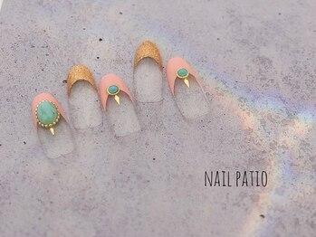 ネイルパティオ 草加店(nail patio)/¥8900コース