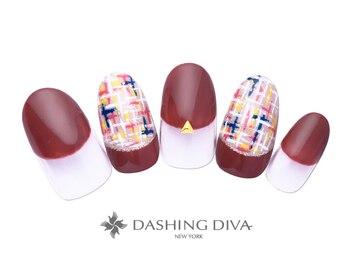 ダッシングディバ そごう千葉ジュンヌ店(DASHING DIVA)/10月限定デザイン ¥10692