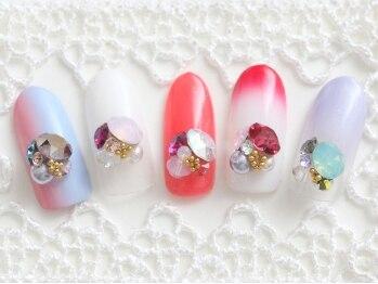 nail salon NR_デザイン_02