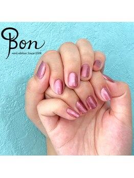 ネイルアトリエ ボン(nail atelier bon)/マニキュアパスポート