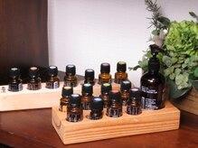 アリア(ALIA)の雰囲気(お好みの香りを選べるオイルは種類が豊富♪)