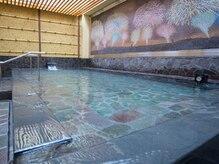 新宿天然温泉テルマー湯