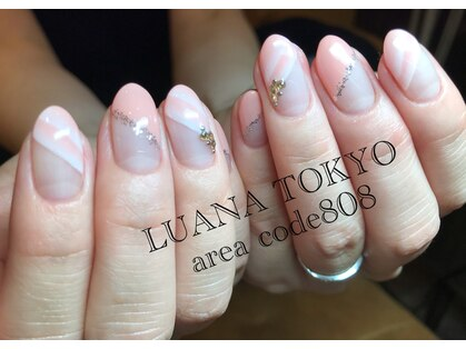 ルアナトウキョウ エリアコード 808(LUANA TOKYO area code 808)の写真