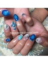ナチュラルビューティーコンプレックス ティアラ(Natural Beauty complex TIARA)/Seaネイル