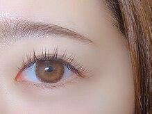 目元を最大限に美しく魅せるLilaのアイラッシュ