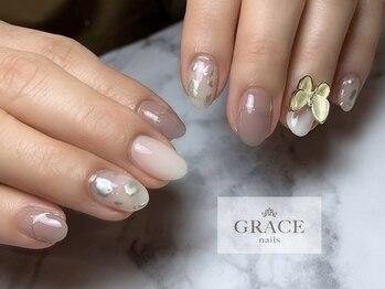 グレース ネイルズ(GRACE nails)/ナビネイル