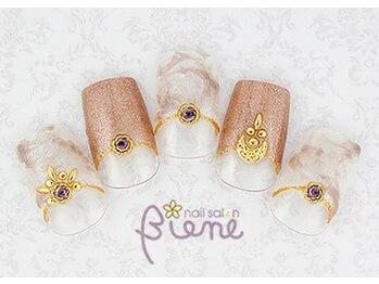 ネイルサロン ビーネ(nail salon Biene)/17年6月のおすすめコース-5