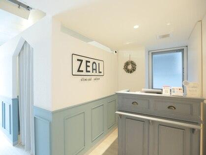 ZEAL clinical salon