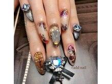 アドネイル(+add nail)の雰囲気(こだわり派にはアートネイルで洗練されたセンスな美爪に♪)
