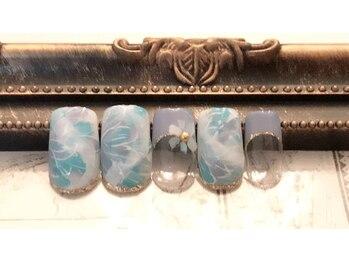 nail design♪