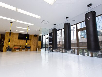 キックボクシングスタジオ カリスジム(CHARIS GYM)の写真