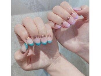ケーオーエス(KOS)/French nail