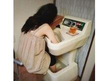 カルナカーナ(CARNA*)の雰囲気(たった20分の手足浴でスッキリ☆大量発汗!有機ゲルマニウム温浴)