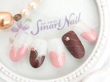 スマートネイル表参道店/チョコレートネイル