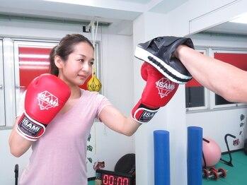 ボクサーフィット(boxer fit)(東京都渋谷区)