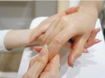 リアム(reiam)の写真/【深爪緩和&美爪育成】あなたの爪を徹底分析!爪ストレス・コンプレックスを抱える人の駆け込みサロン!