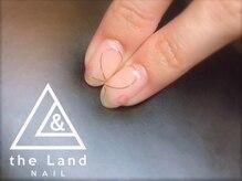 ザ ランド ネイル(the Land Nail)/MUSUBI △松下