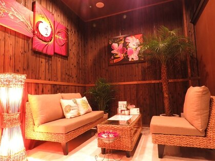 asian relaxation villa 宇都宮桜店