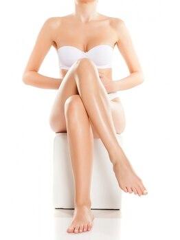 グレースエール トータルビューティーサロン(Grace Aile)の写真/美脚の秘密!プレミアム焦点分解キャビ&3D燃焼ラジオ波の速効美脚コラボ☆脚を細くしたい女性必見!!