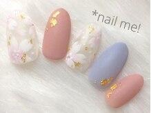 ネイルミー(nail me!)/桜ネイル