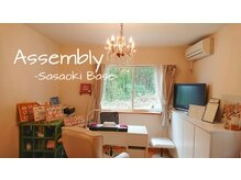 アセンブリー ササオキベース(Assembly Sasaoki Base)の詳細を見る