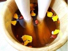 中華街 西門通整体院の雰囲気(漢方足浴で足先からポカポカ♪冷え・むくみの解消に◎)