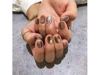 ネオリーブ アイム ネイル(Neolive aim nail)の写真