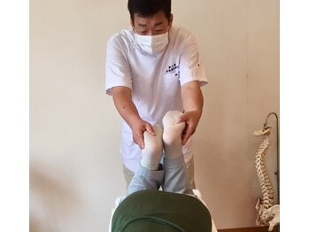 誠心流手技整体療法/骨盤の歪み!