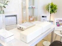 衛生的な店内★スニーズガード・消毒器・集塵機・空気清浄機設置