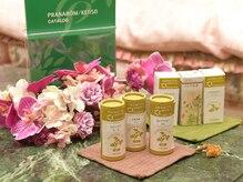 ローズティアレ(Rose Tiare)の雰囲気(オーガニックにこだわった精油は、和も含め50種以上と豊富!!)