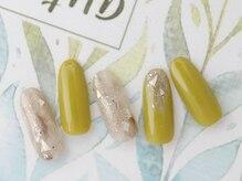 グラン ネイル(gran nail)の雰囲気(サンプルからデザインを選んで頂けるコースもご用意しています♪)