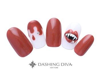 ダッシングディバ 東京ドームシティ ラクーア店(DASHING DIVA)/ハロウィンネイル