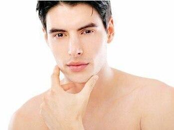 ルシアル(LUCIALL)の写真/メンズも脱毛が当たり前の時代!剛毛・日焼け肌・産毛など関係なく脱毛できる☆痛みを最小限まで軽減◎