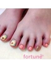 フォーチュン(fortune)/フラワーフット