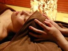 ボディーケアサロン マリン(Body Care Salon MARIN)の雰囲気(脳疲労を解消し自律神経を整えるヘッドスパは男性にも人気♪)