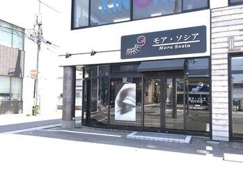 モアソシア/リニューアルオープンした店内★