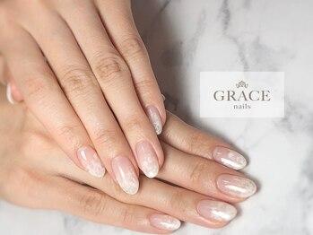 グレース ネイルズ(GRACE nails)/ペイント風