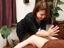 シエル(Ciel)の雰囲気(強めの圧で深層部の筋肉をほぐす☆禅整圧についてブログへGO!)