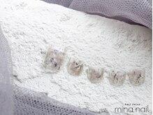 ミーナネイル(mina nail)/FOOT BASIC 7,700円