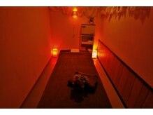 エルジーリフレッシュショップ(LG)の雰囲気(アロママッサージは、個室でリラックスできます。)
