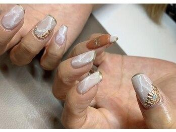 ネイルルーム エンヌ(nail room en'ne)/ネイルデザイン7