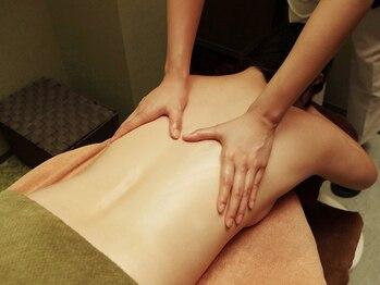リレイズ(Re;raise)の写真/全身オイルで代謝を促進☆身体を温めながら流すことができる!身体状態に合わせて1人ひとりに合った施術を☆