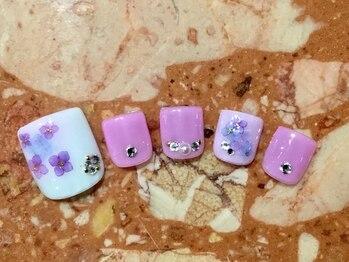 Nail Salon Bonita_デザイン_04