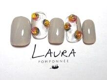 ローラポンポニー(Laura pomponnee)/ワイヤーくるくる