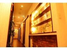 リラクストア (RIRAKU STORE)の雰囲気(渋谷駅2分、個室、ペアルーム8席、極上の癒しの空間♪)