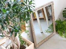 ネイルルーム アミュール(nail room Amulu)の雰囲気(可愛いインテリアや観葉植物も是非ご覧ください。)