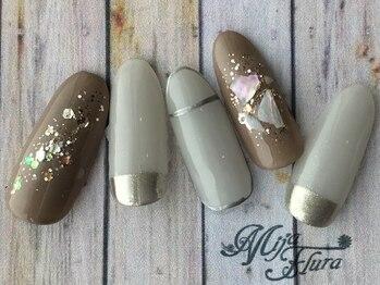 ミハフルーラ 与野(Home Nail Salon Mija Flura)/スタンダード I382ST
