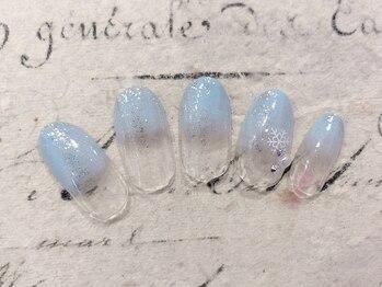 ネルフィーズ(NAILFY's)/結晶グラデーション